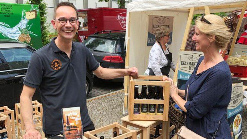 Hermsdorf Wochenmarkt